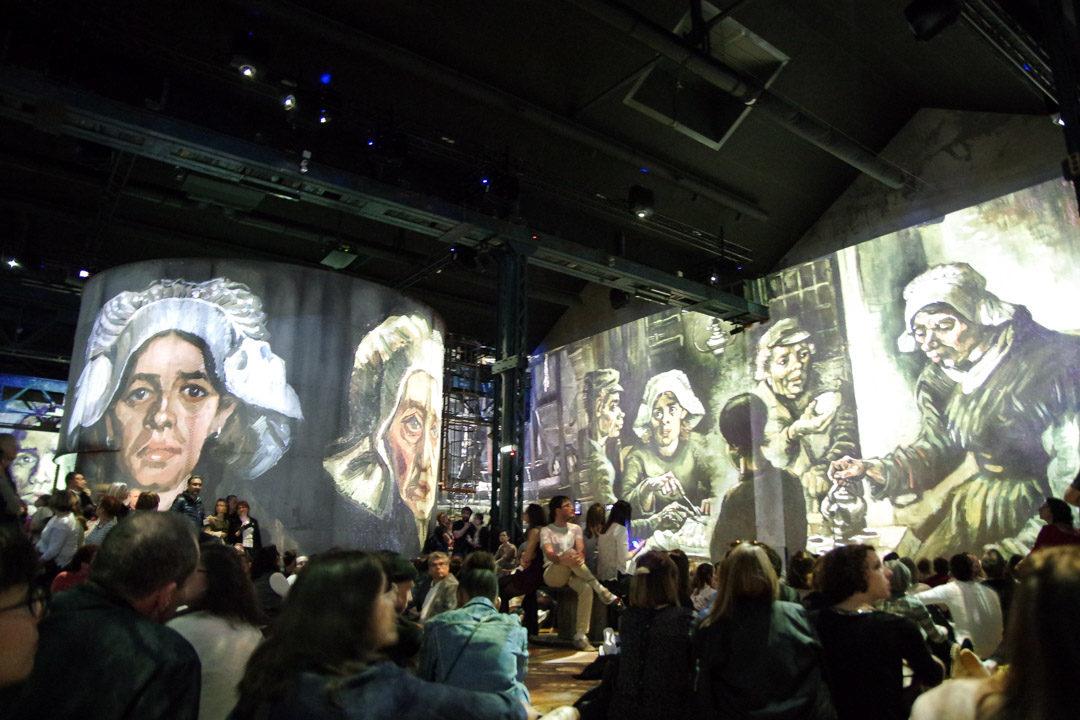Atelier des Lumieres - Van Gogh