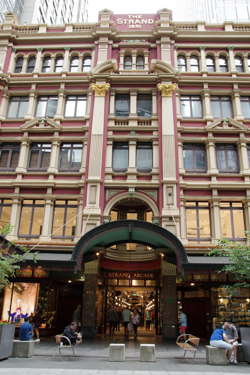 Gallerie The Strand à Sydney