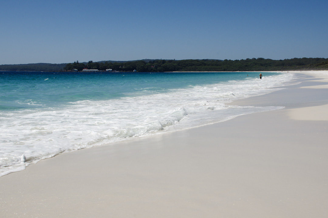 Hyams Beach - Jervis Bay