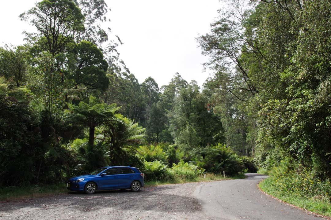 voiture de location en Australie