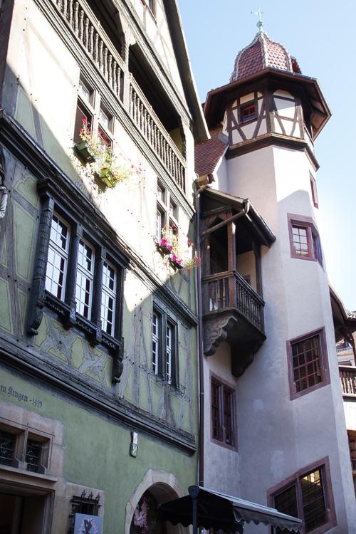 Maison Pfister à Colmar