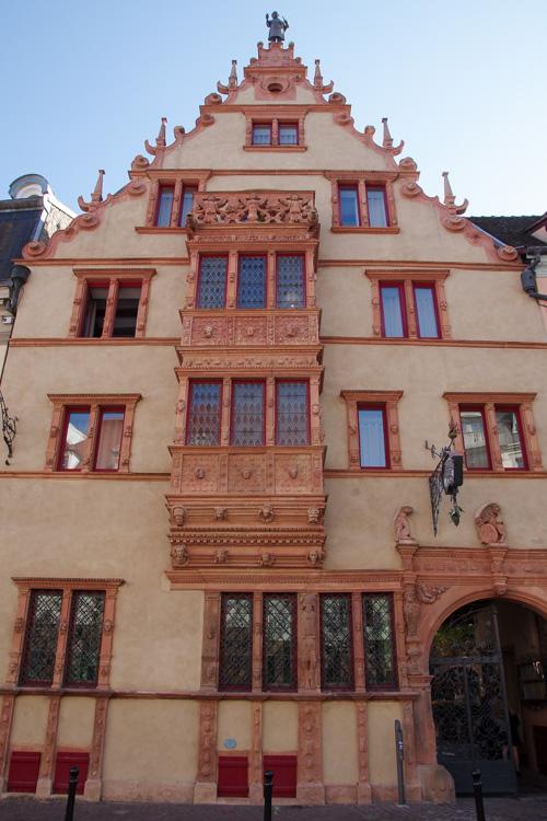 Maisons des Tetes - Colmar