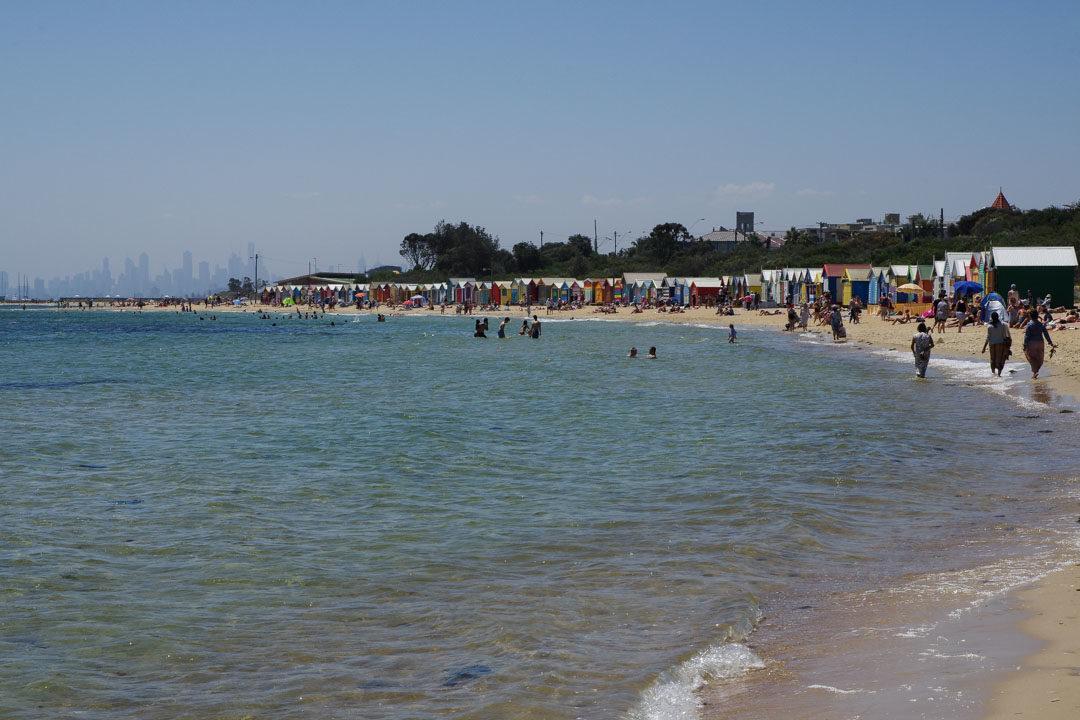 Brigthon Beach - Melbourne