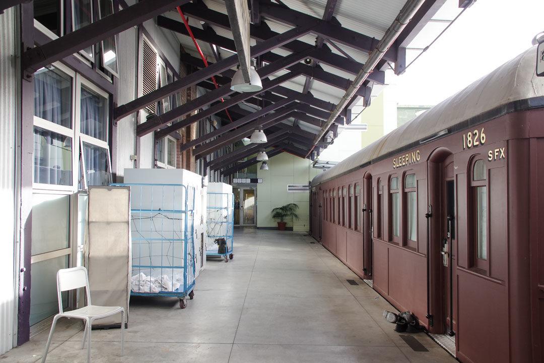 Railway Square YHA : une ancienne gare réhabilitée en hostel