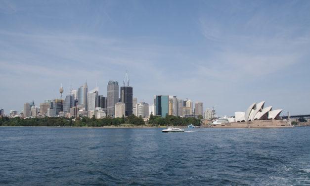 Que voir à Sydney en 4 jours ?