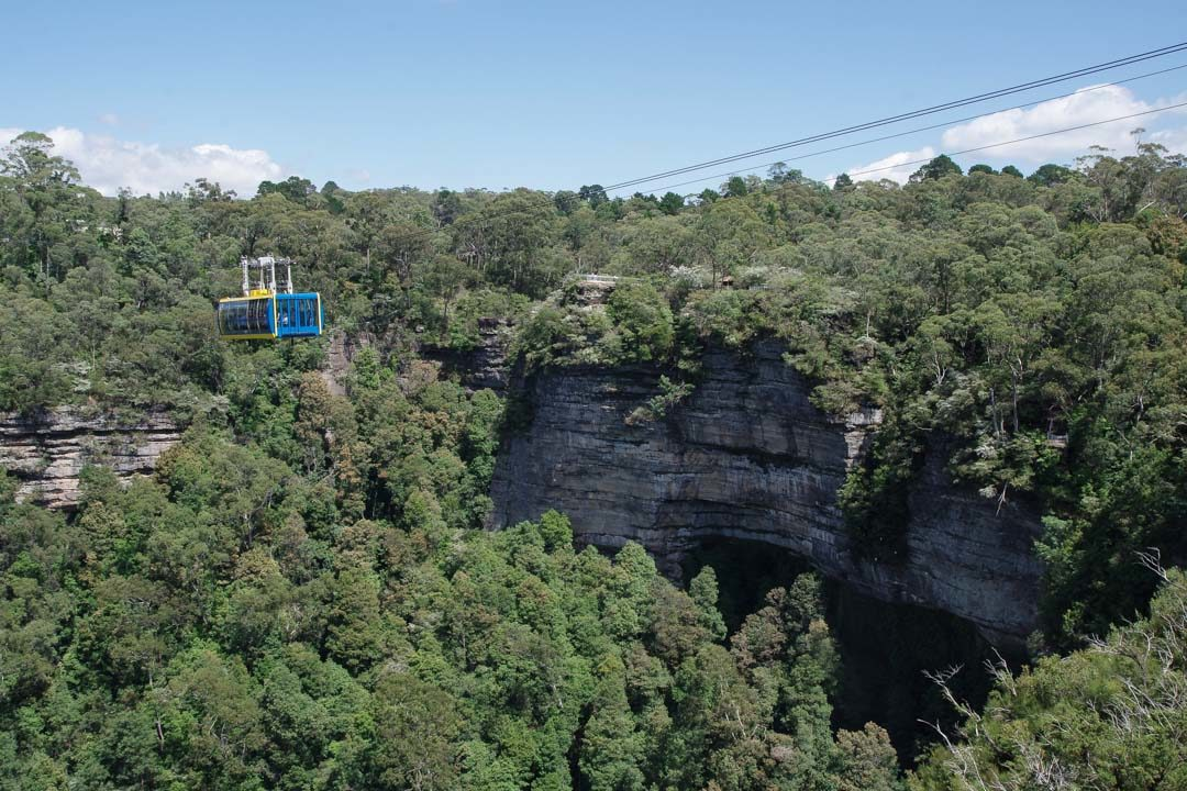 Telepherique panoramique de Scenic World