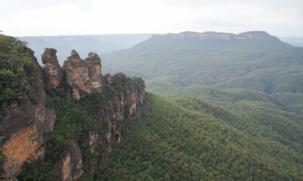 Visiter le Parc National des Blue Mountains