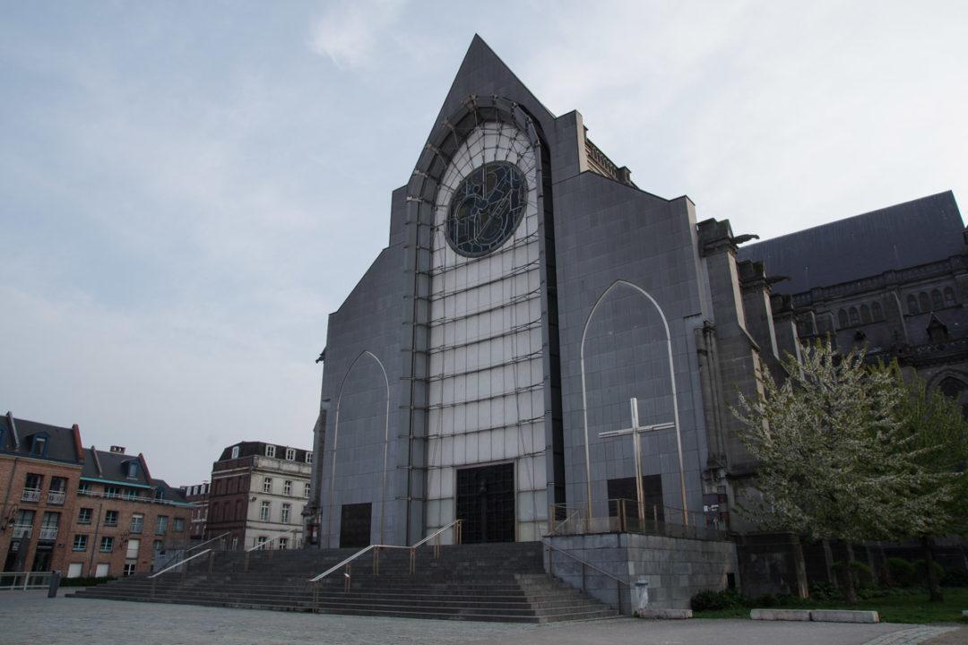 Cathédrale Notre Dame de la Treille à Lille
