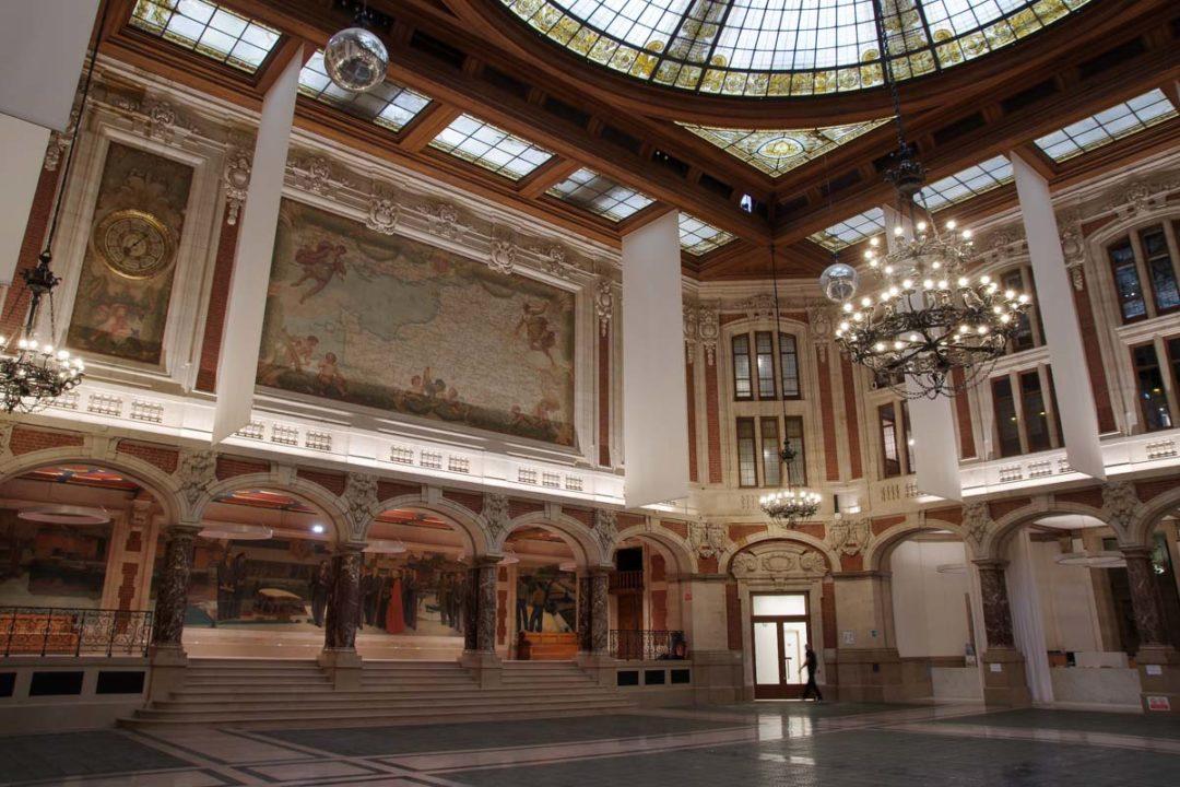 Hall de la Chambre de Commerce de Lille
