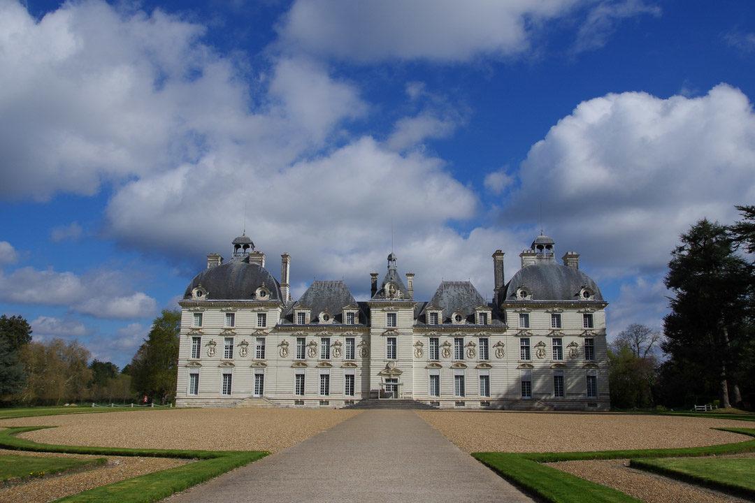 Le Chateau de Cheverny - Val de Loire