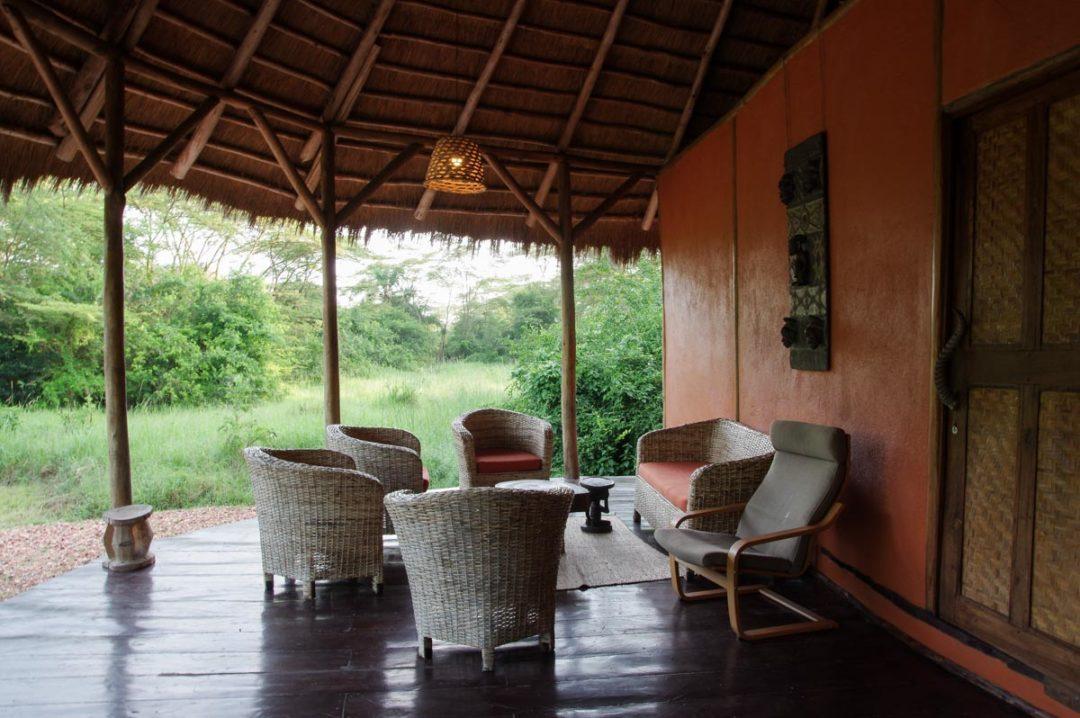 Enjojo Lodge - Queen Elizabeth - Ouganda