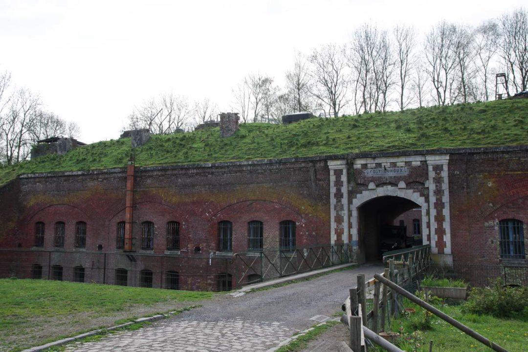 Visite du Fort de Seclin
