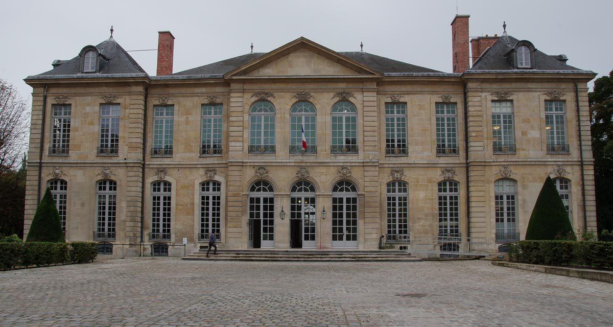 Visite du Musée Rodin à Paris