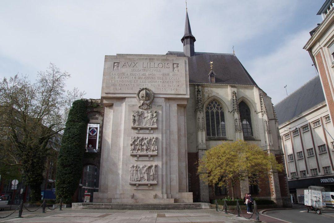 Palais Rihour - Lille