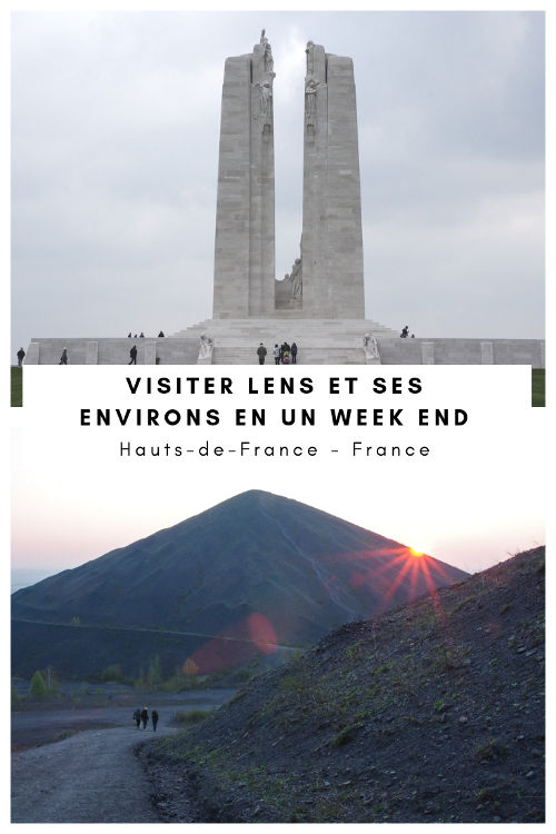Que viser à Lens en un week end ? Du patrimoine historique minier aux sites de mémoire en passant par le Musée du Louvre Lens