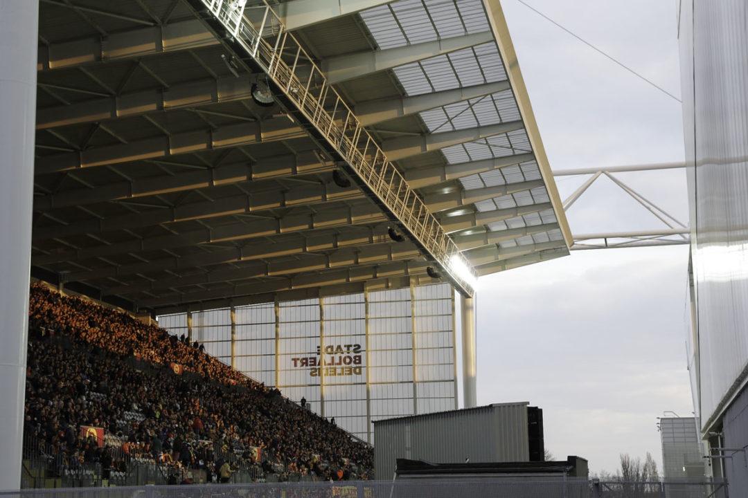 Stade Bollaert à Lens