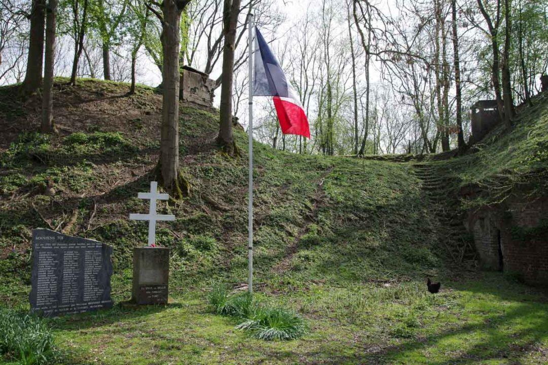 mémorial de la Seconde Guerre au Fort de Seclin