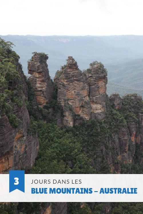 Visiter le Parc National des Blue Mountains à seulement 1h30 de route de Sydney