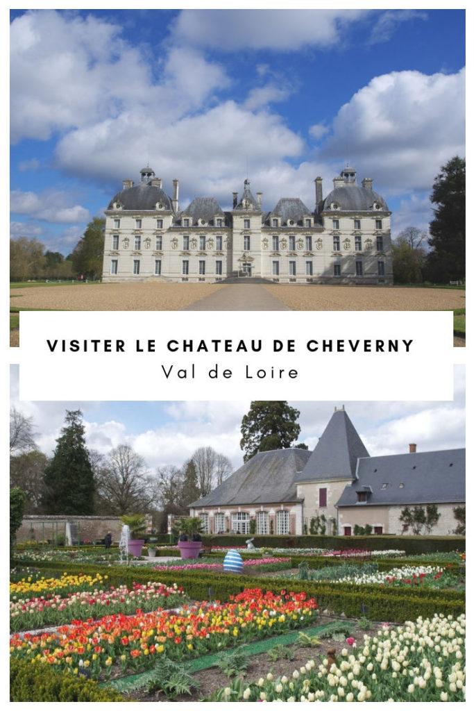 Visiter le Château et le Parc de Cheverny dans le Val de Loire - France
