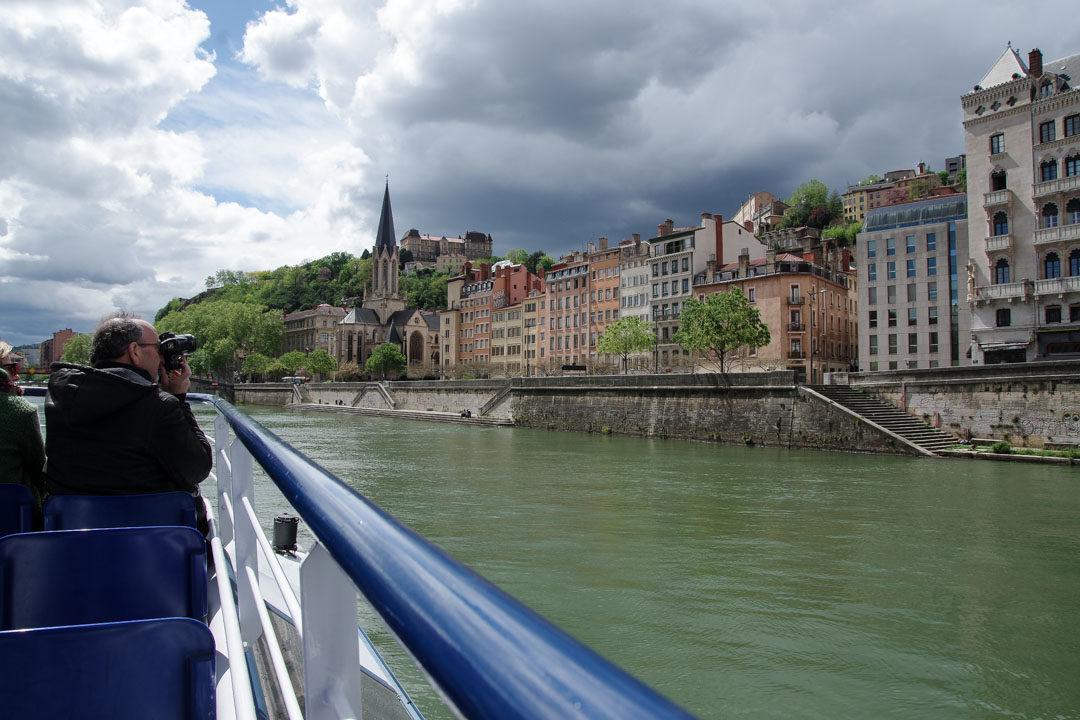 Croisière sur la Saône avec les Bateaux Lyonnais