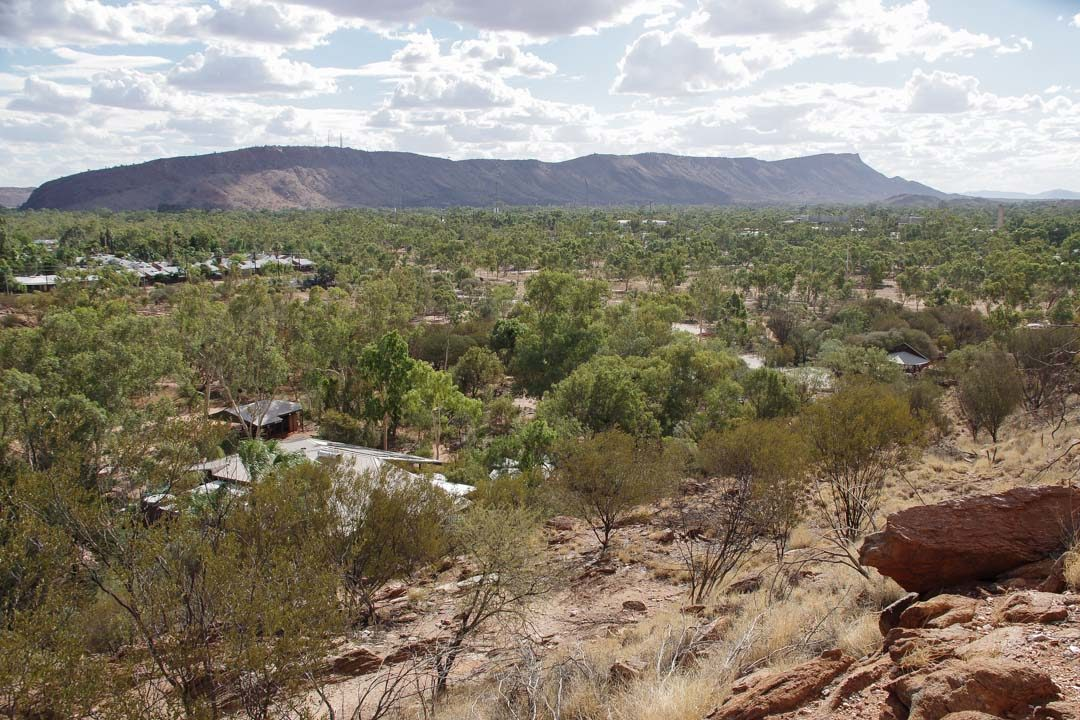 Jardin Botanique d'Alice Springs