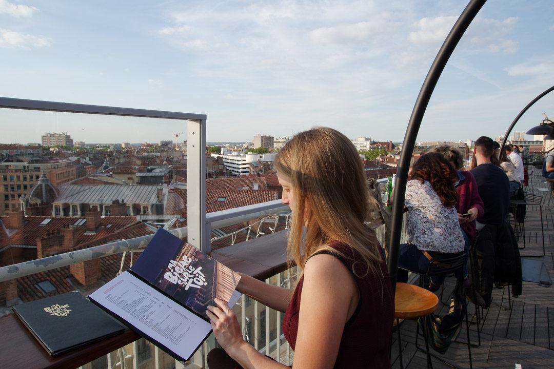 Bar Rooftop - Ma Biche sur le Toit - Toulouse