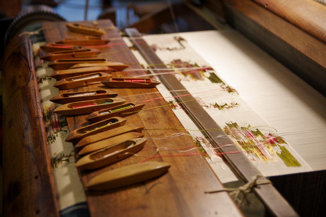 Atelier de tissage de la Soie - Maison des Canuts