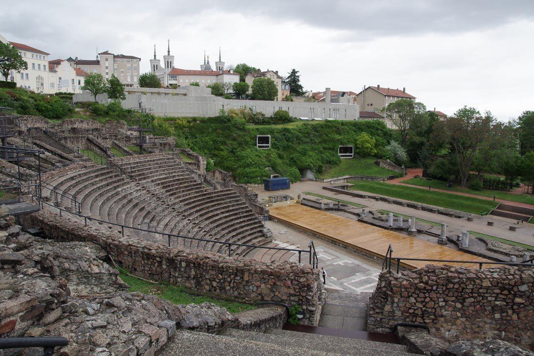 Le site antique de Lyon