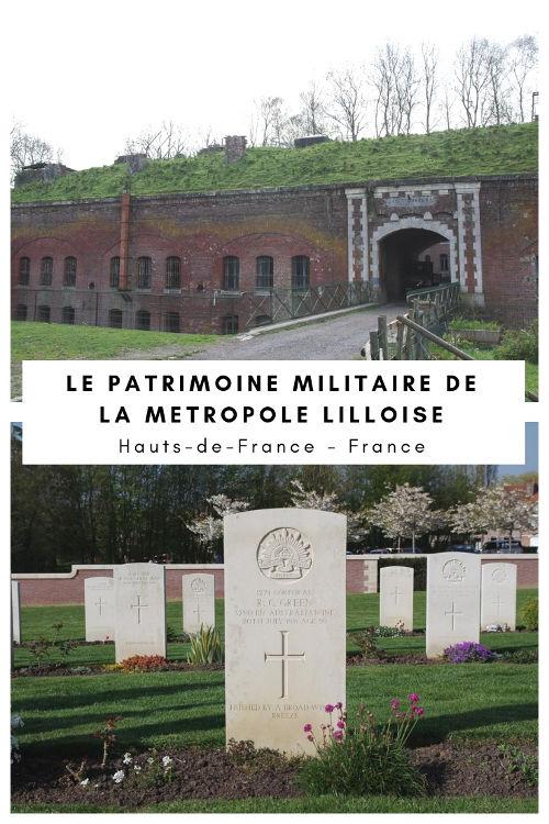 Visite du Patrimoine militaire de Lille : bataille de Bouvines, Citadelle de Lille, Fort de Seclin et Musée de la Bataille de Fromelles