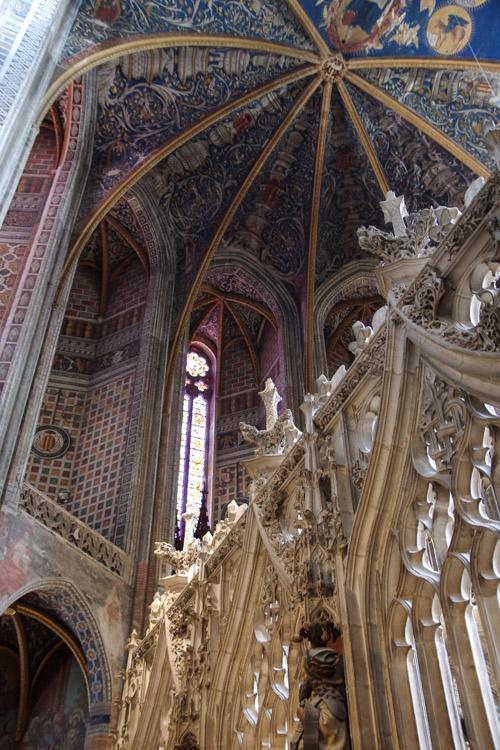 Visite de la cathédrale d'Albi