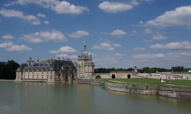 Une journée au Domaine de Chantilly