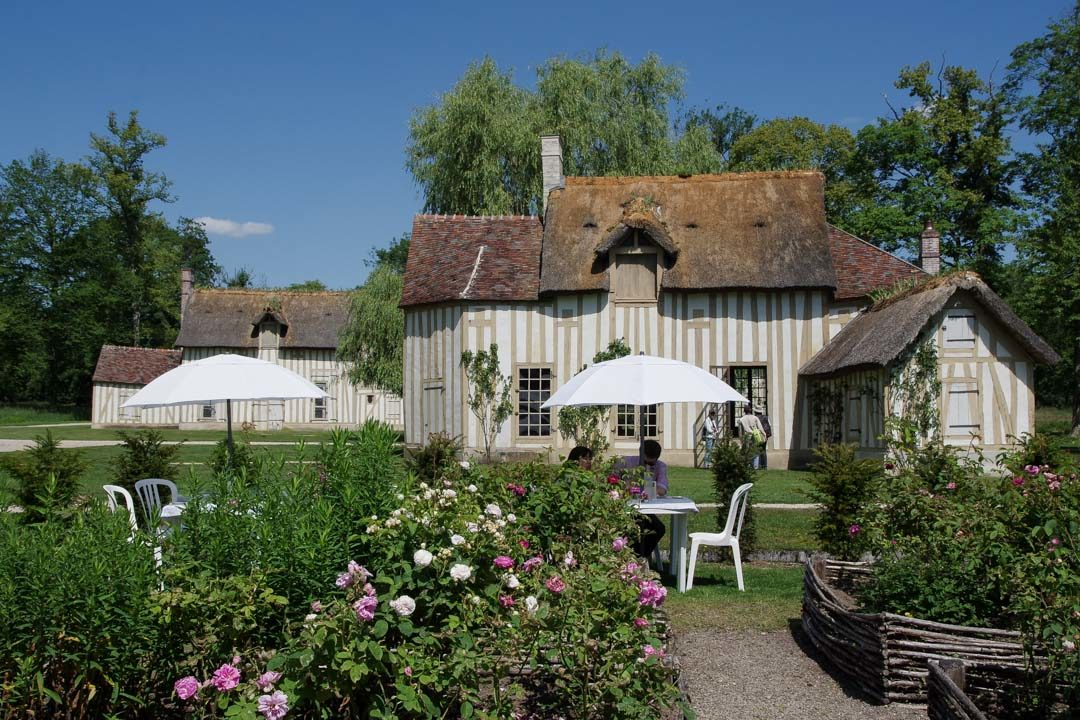 Restaurant Hameau de Chantilly