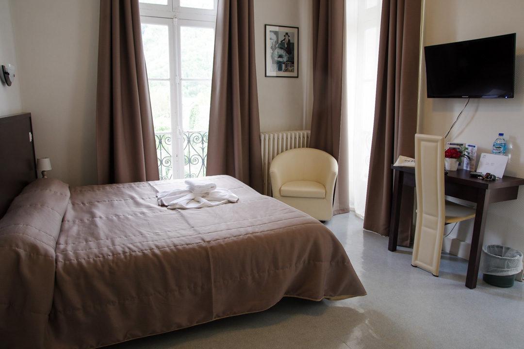hotel d'aquitaine à Luchon