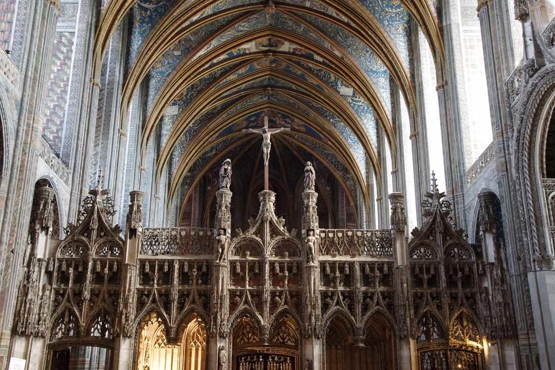 Jubée Cathédrale d'Albi