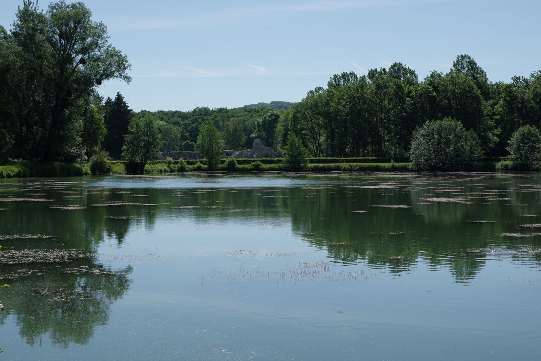 lac de l'Abbaye de Vauclair