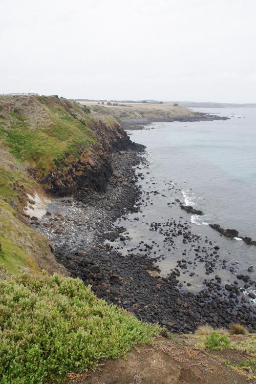 Balade sur le littoral de Philip Island