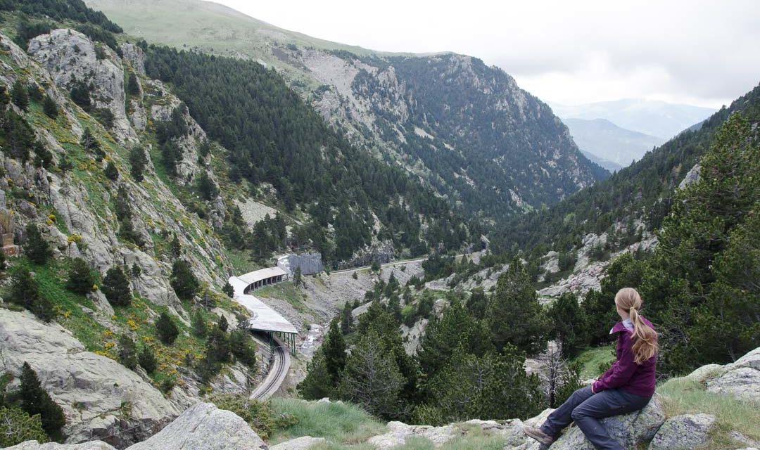 Randonnée au Vall de Nuria