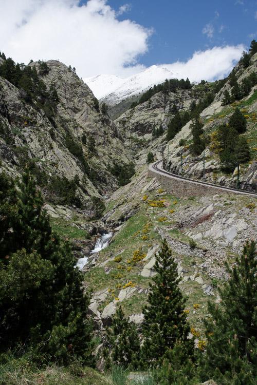 Les Gorges de Nuria