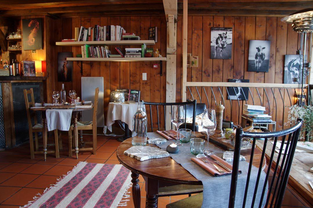 Restaurant El Almacen de Cires