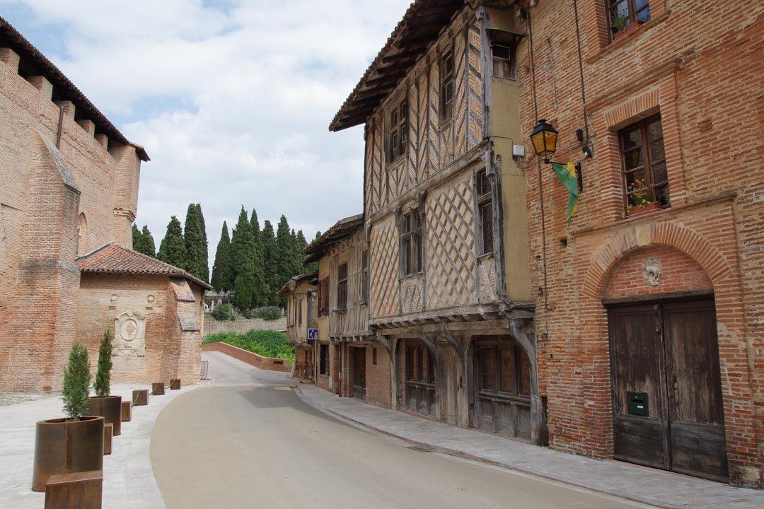 Village médiéval de Rieux Volvestre