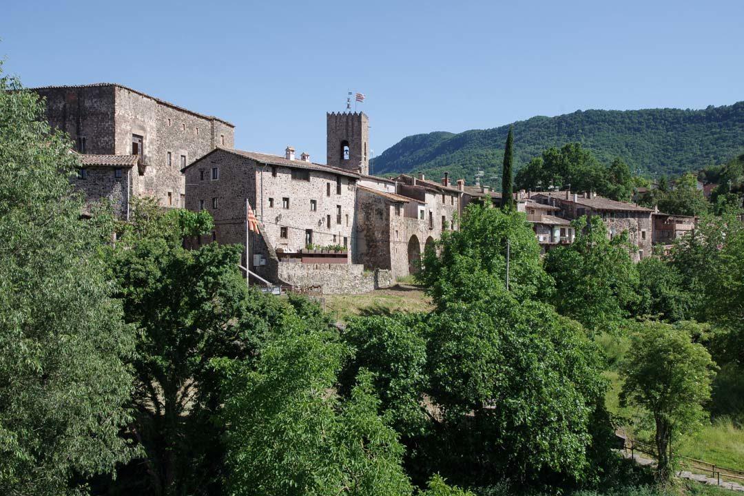 village médiéval de Santa Pau