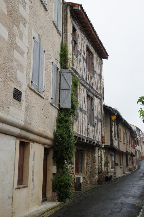 village d'Aurignac en Haute-Garonne