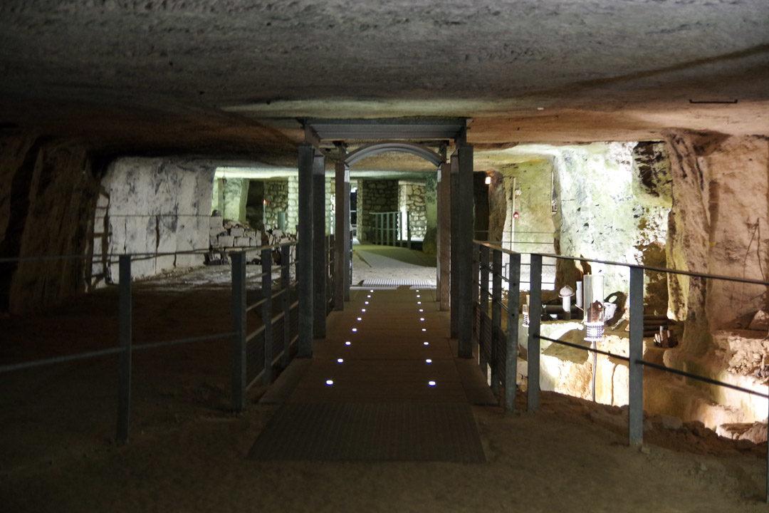 Visite de la Caverne du Dragon
