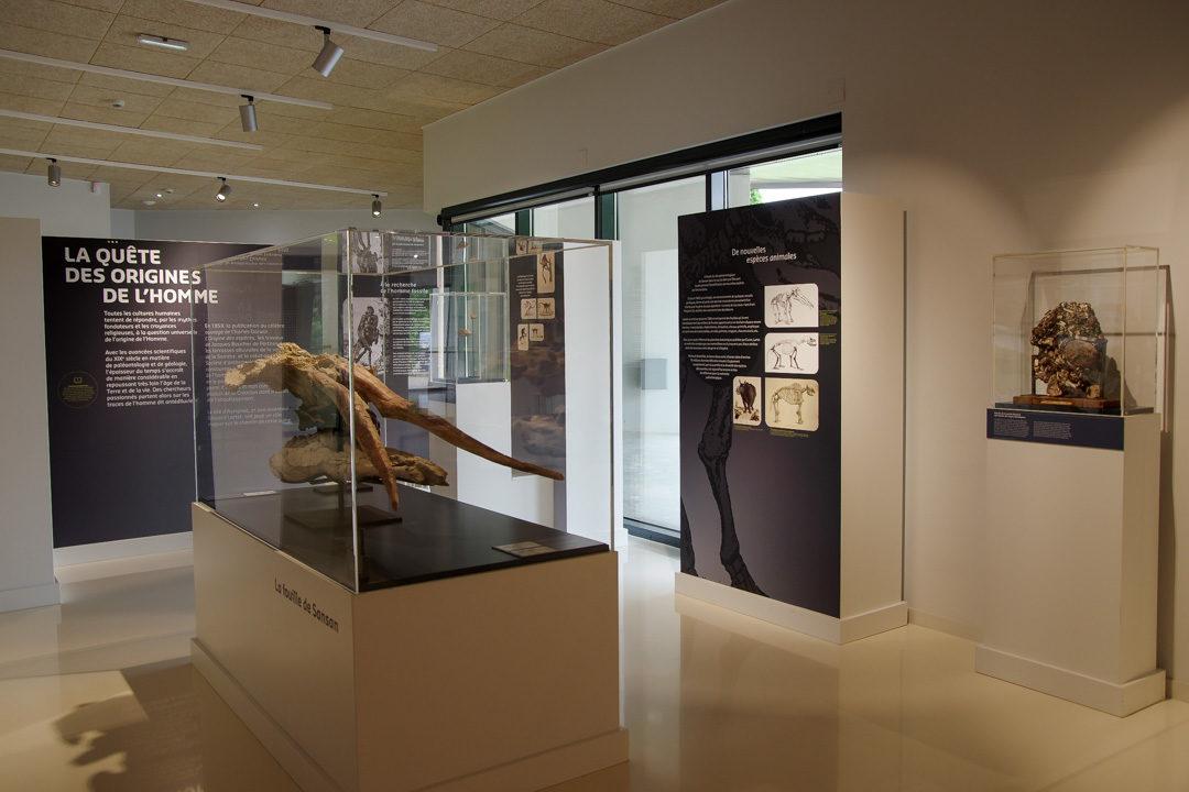 Visite du Musée de l'Aurignacien