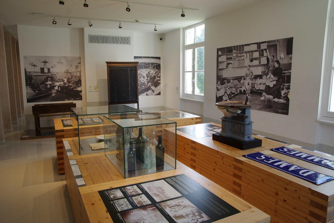 Visite du musée du Familistere