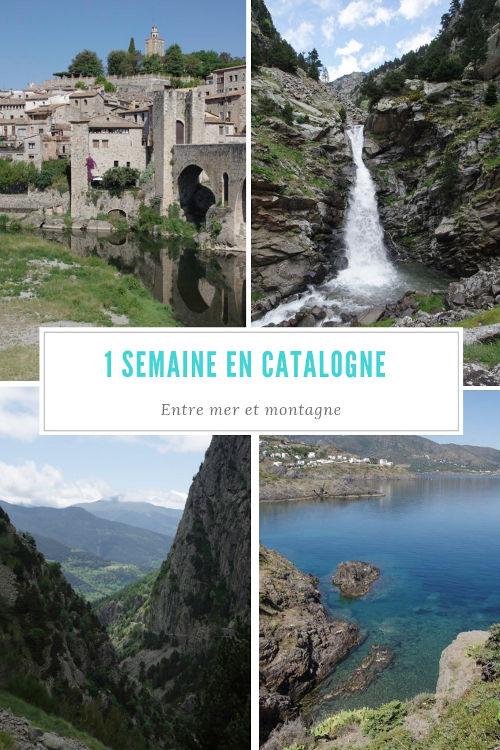 Itinéraire d'une semaine en Catalogne dans la province de Gérone