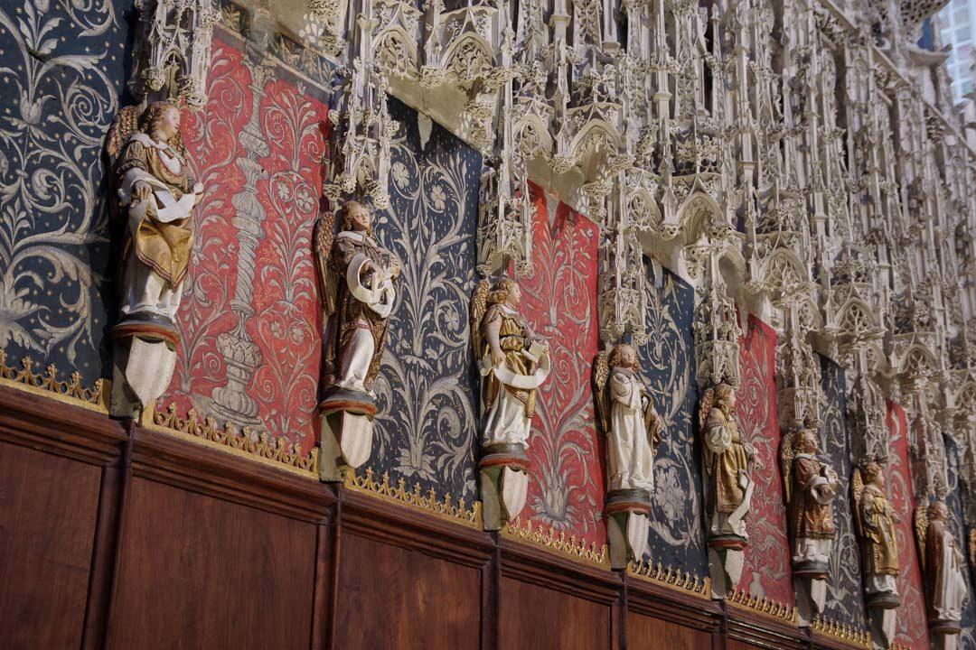Coeur des Chanoines - Cathédrale d'Albi