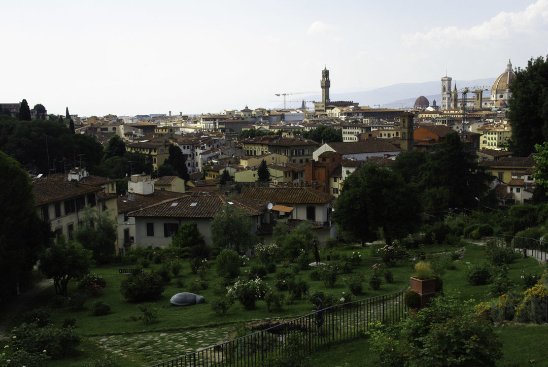 Giardino delle Roses - Florence