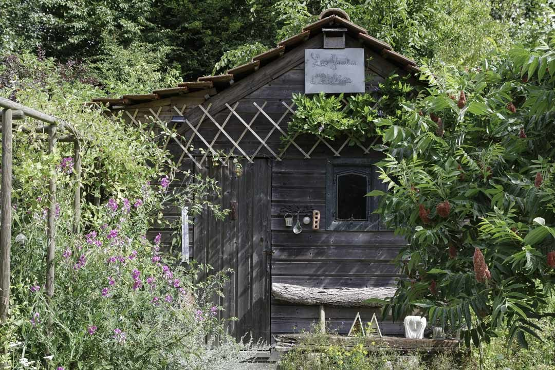 les jardins d'Helene à Proisy
