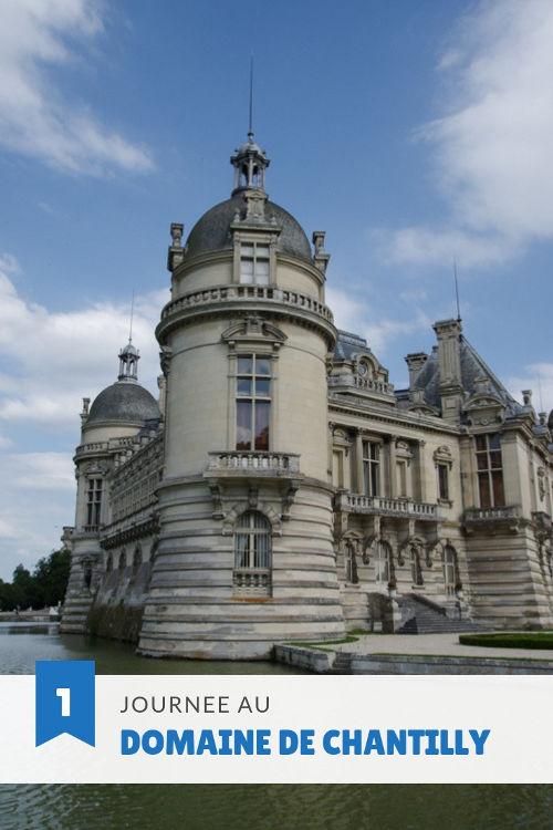 Une journée au Domaine de Chantilly : visite du parc et du Château, les Grandes Ecuries et pique-nique en blanc